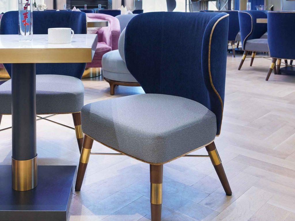 Hospitality Seating Manufacturer BERMANFALK
