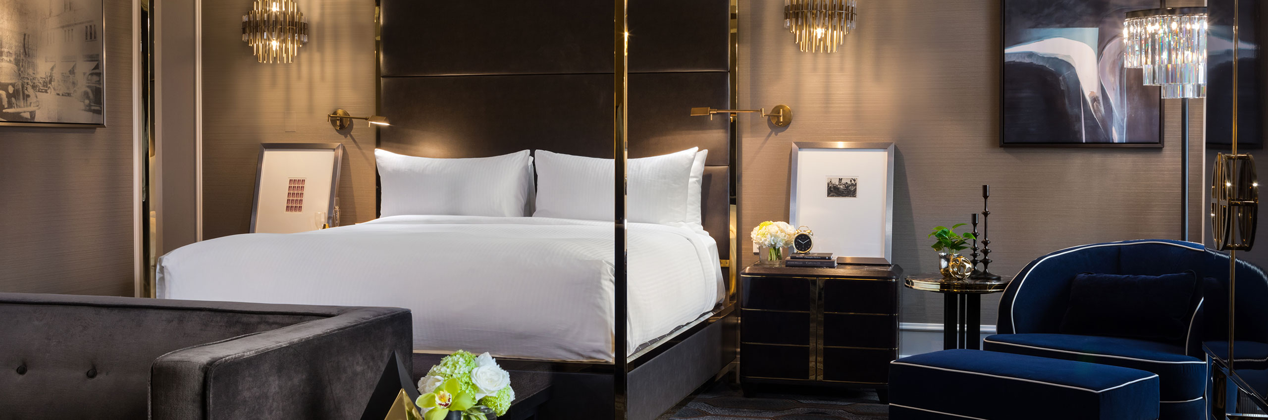 Manufacturing Premium and Custom Casegoods for Hotels by BERMANFALK